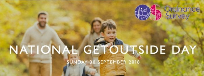 National GetOutside Day 2018