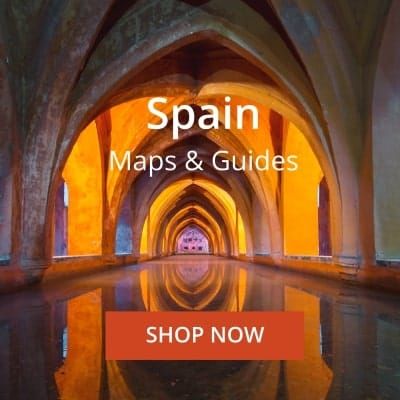 Maps and travel guides of Spain