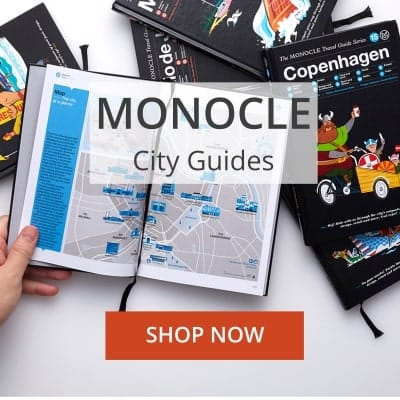 Monocle City Travel Guide books