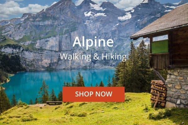 Alpine walking and hiking maps and guides