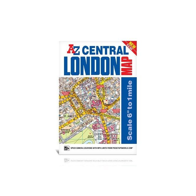 Map Of London Central.London Central Map