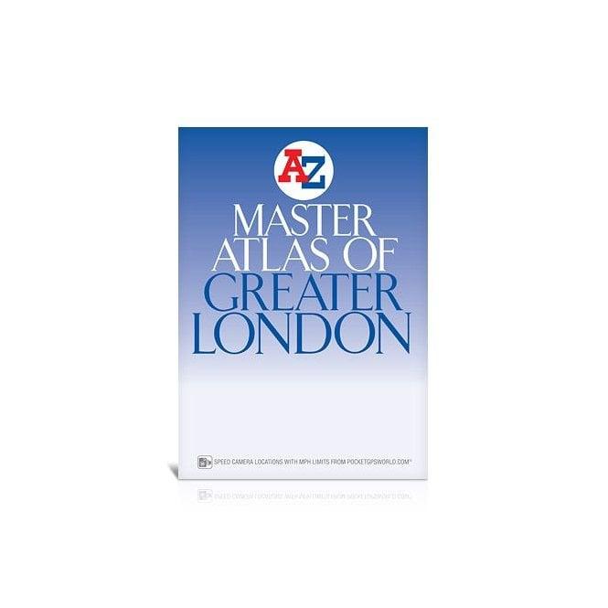 London A-Z Master Atlas (Flexibound)