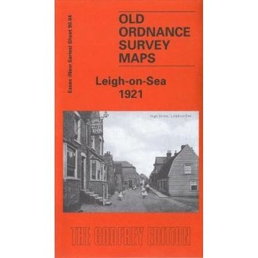 Old Ordnance Survey Detailed Map Halstead  Essex 1921 Sheet 26.03  New