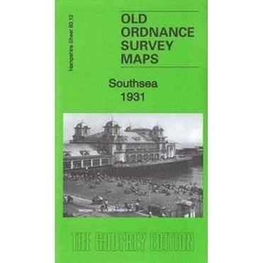 Old Ordnance Survey Maps Alverstoke /& Stokes Bay Hampshire 1931 Sheet 83.10 New
