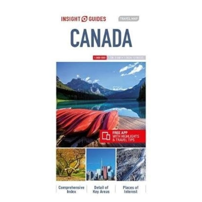 insight travel map canada