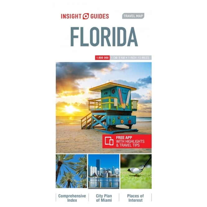 Insight Travel Map: Florida
