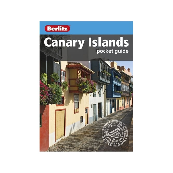 Berlitz Pocket Guide: Canary Islands