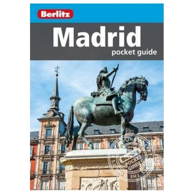 Berlitz Pocket Guide: Madrid