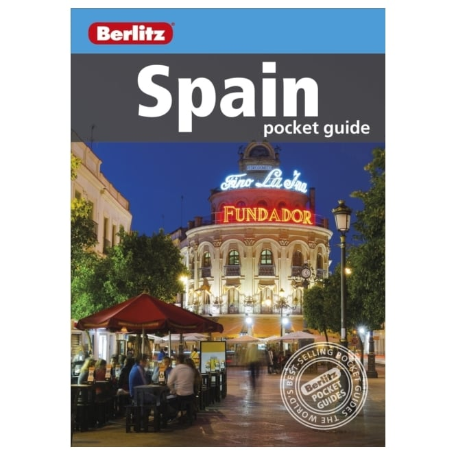 Berlitz Pocket Guide: Spain