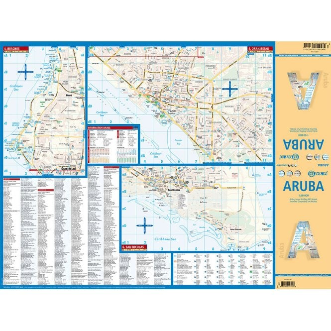 Aruba Road Map