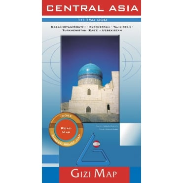 Central Asia Road Map