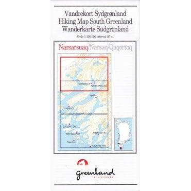 Topographic Greenland Tourism
