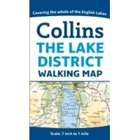 Collins: Lake District Walking Map