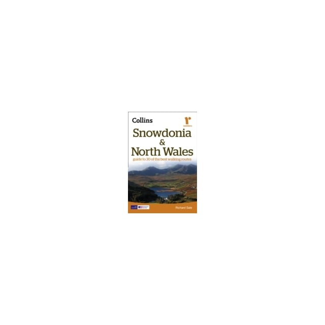 Collins Ramblers Guide: Snowdonia and North Wales