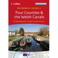 Guide to the Waterways 04: Four Counties & the Welsh Borders