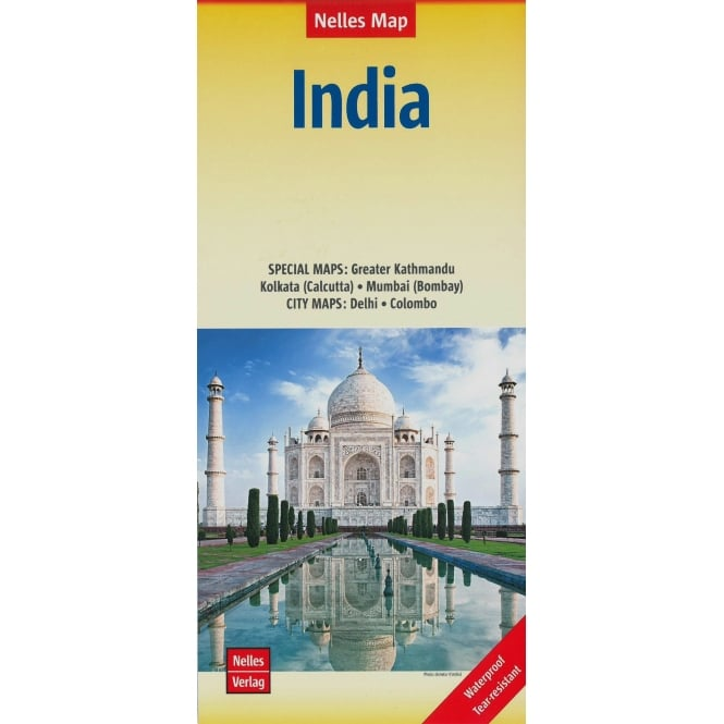 Nelles map indian subcontinent map gumiabroncs Gallery