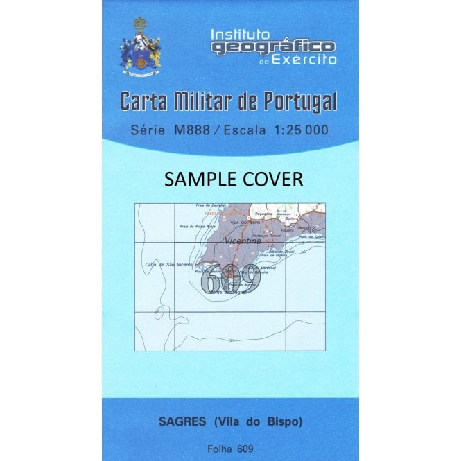 Map69.Barcelos 1 25k Portugal Military M888 Series Map 69