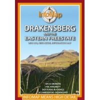 Drakensberg And The Eastern Freestate InfoMap