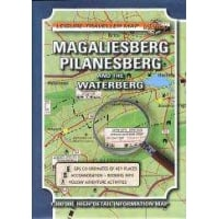 Magaliesberg Pilanesberg and the Waterberg InfoMap
