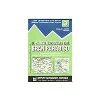 003: Parco Nazionale del Gran Paradiso Hiking Map