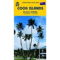 Cook Islands Travel Map