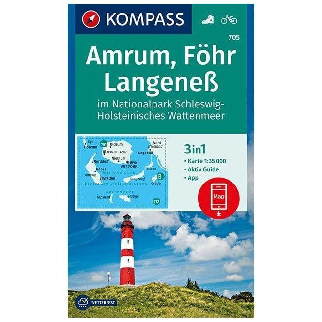 Amrum Foehr Langeness In Schleswig Holstein Wadden Sea National