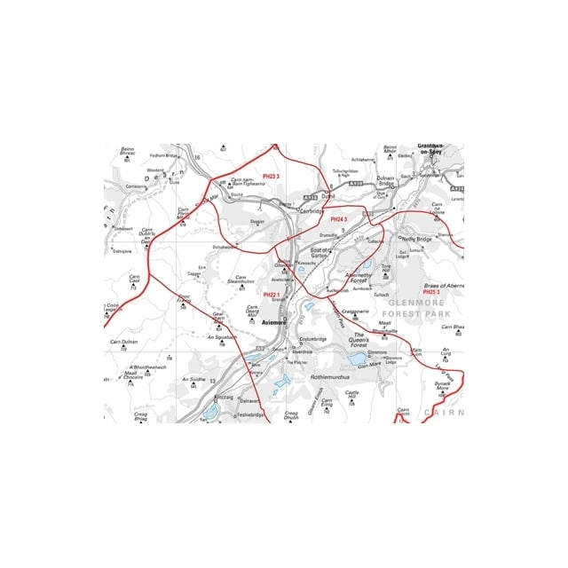 Laminated Wall Map Central London Postcode Sector Map 37