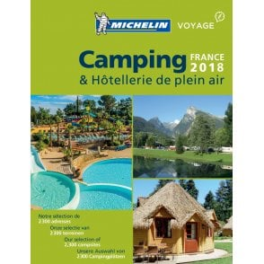 Series:: michelin camping guides:: camping france 2018.