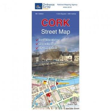 Os Map Of Ireland.Street Map Ordnance Survey Ireland