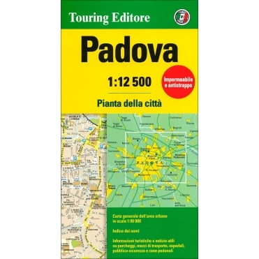 Padova City Map