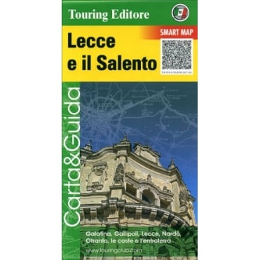 TCI Lecce and Salento Map and Guide