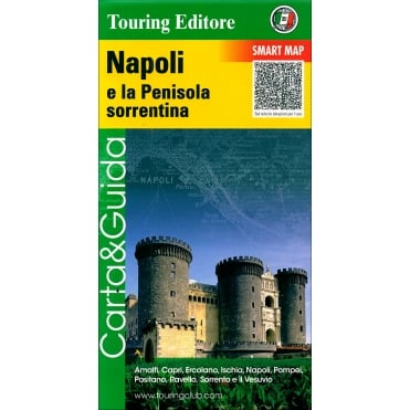 TCI Naples and Sorrento Peninsula Map and Guide