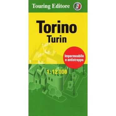 TCI Turin Pocket Map