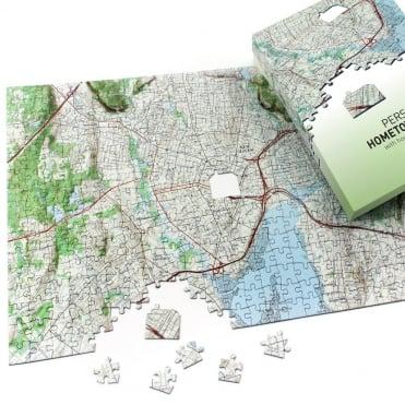 North America Map Marketing Bespoke