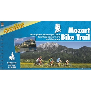 Bikeline Guide: Mozart Bike Trail