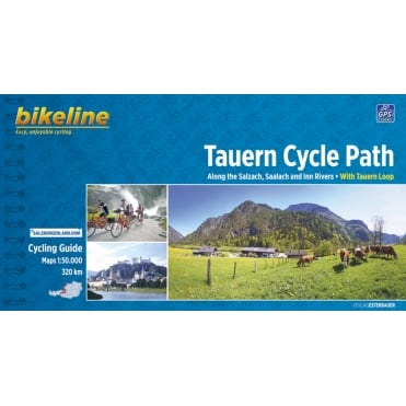 Bikeline Guide: Tauern Cycle Path (BIKE.AT.102.E)